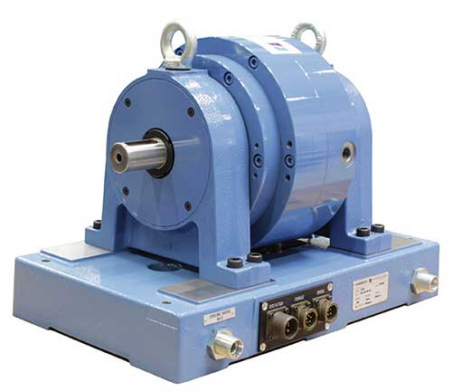 Powder Brake Dynamometer