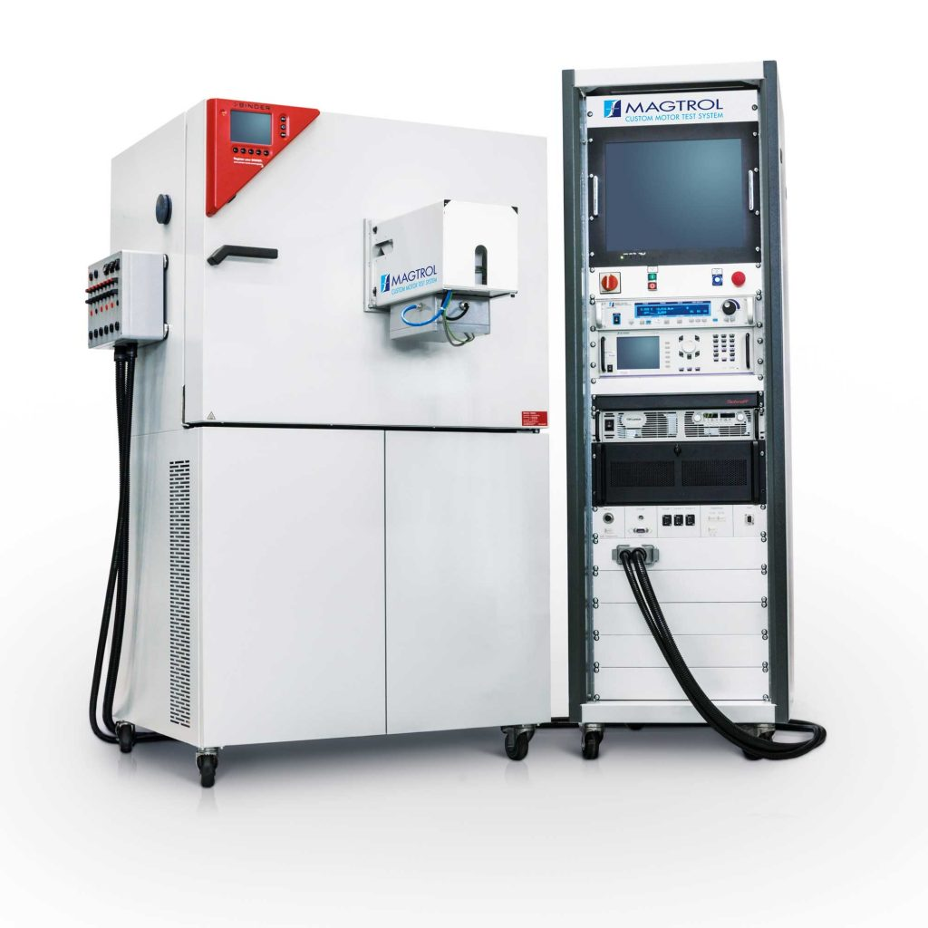 Bench Testing A Starter Motor: Customized Motor Test Systems