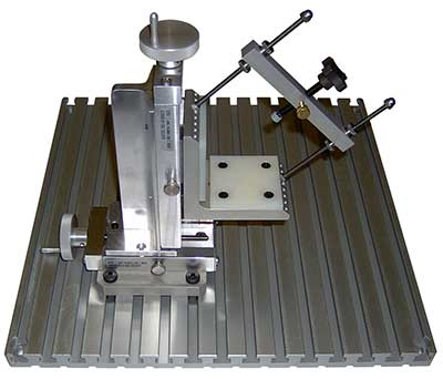 Adjustable Motor Fixture
